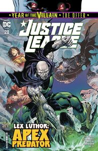 [Justice League #28 (YOTV The Offer) (Product Image)]