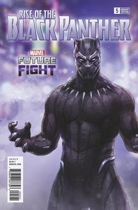 [Rise Of Black Panther #5 (Game Variant) (Legacy) (Product Image)]