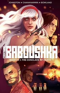 [Codename Baboushka: Volume 1: Conclave Of Death (Product Image)]