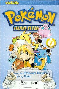 [Pokemon Adventures: Volume 7 (Product Image)]