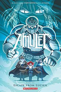[Amulet: Volume 6: Escape From Lucien (Product Image)]