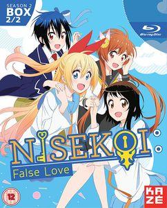 [Nisekoi: False Love: Season 2 Part 2 (Blu-Ray) (Product Image)]