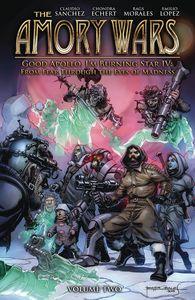 [Amory Wars: Good Apollo: Volume 2 (Product Image)]