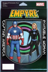 [Empyre: Fantastic Four #0 (Christopher 2-Pack Action Figure Variant) (Product Image)]