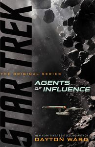 [Star Trek: Original Series: Agents Of Influence (Product Image)]