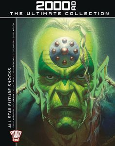 [2000AD: Ultimate Collection: Issue 72: All-Star Future Shocks (Product Image)]