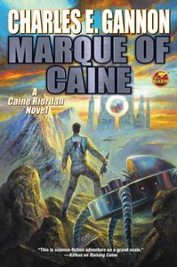 [Caine Riordan: Book 5: Marque Of Caine (Product Image)]