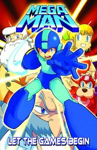 [Mega Man: Volume 1 (Product Image)]