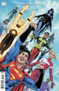 [Legion Of Super Heroes #11 (Nocola Scott Variant) (Product Image)]