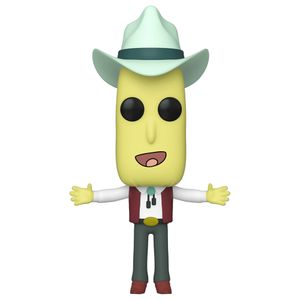 [Rick & Morty: Pop! Vinyl Figure: Mr Poopy Butthole Auctioneer (Product Image)]