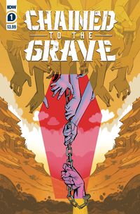 [The cover for Chained To The Grave #1 (Cover A Sherron)]