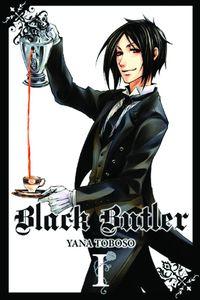 [Black Butler: Volume 1 (Product Image)]