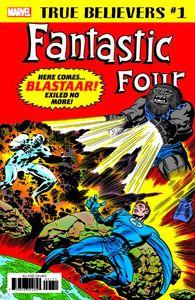 [True Believers: Fantastic Four: Blastaar #1 (Product Image)]