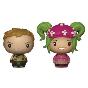 [Fortnite: Pint Size Heroes Figure 2-Pack: Ranger & Zoey (Product Image)]