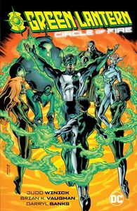 [Green Lantern: Circle Of Fire (Product Image)]