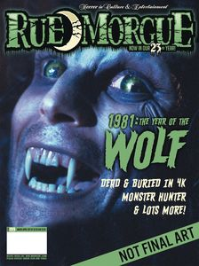 [Rue Morgue Magazine #199 (April 2021) (Product Image)]