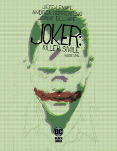 [Joker: Killer Smile #1 (Product Image)]
