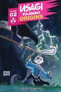 [Usagi Yojimbo: Origins: Volume 2: Wanderers Road (Product Image)]