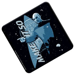 [Star Trek: Coaster: Picard Make It So (Destination Star Trek 2019 Exclusive) (Product Image)]