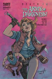 [Death To The Army Of Darkness #3 (Cover B Davila) (Product Image)]