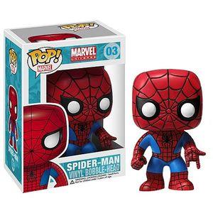 [Marvel: Pop! Vinyl Bobblehead: Spider-Man (Product Image)]