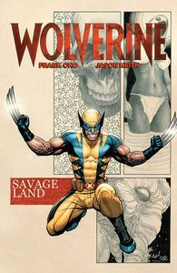[Wolverine By Frank Cho: Savage Land (Product Image)]