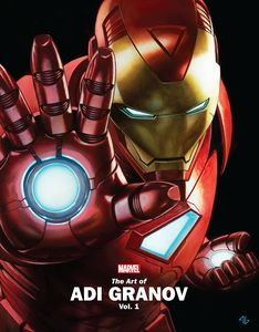 [Marvel: Monograph: Volume 1: Art Of Adi Granov (Product Image)]