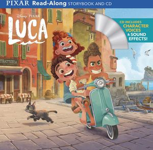 [Luca: Read-Along Storybook & CD (Product Image)]