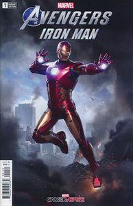 [Marvels Avengers: Iron Man #1 (Game Variant) (Product Image)]