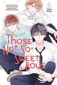 [Those Not So Sweet Boys (Product Image)]