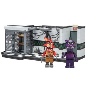 [Five Nights At Freddy's: Construction Set: Parts And Service (Product Image)]