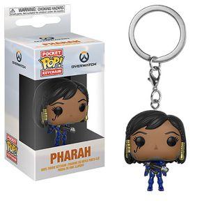 [Overwatch: Pocket Pop! Vinyl Keychain: Pharah (Product Image)]