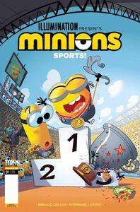 [Minions: Sports #1 (Product Image)]