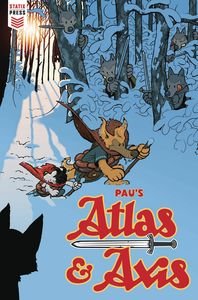 [Atlas & Axis #4 (Product Image)]