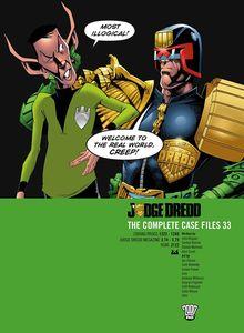 [Judge Dredd: Complete Case Files: Volume 33 (Product Image)]