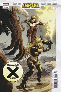 [Empyre: X-Men #2 (Product Image)]
