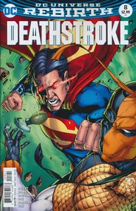 [Deathstroke #8 (Variant Edition) (Product Image)]