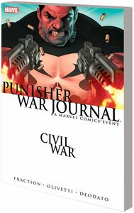 [Civil War: Punisher War Journal (New Printing) (Product Image)]