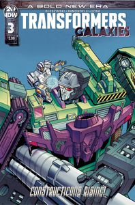 [Transformers: Galaxies #3 (Cover B Chan) (Product Image)]