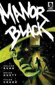 [Manor Black #3 (Cover A Crook) (Product Image)]