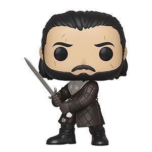 [Game Of Thrones: Pop! Vinyl Figure: Jon Snow Season 8 (Product Image)]