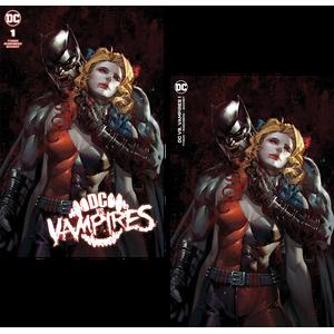 [DC Vs. Vampires #1 (Kael Ngu Variant Set) (Product Image)]