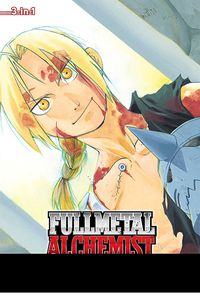 [Full Metal Alchemist: 3-In-1 Edition: Volume 9 (Product Image)]