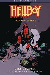 [Hellboy: Omnibus: Volume 2: Strange Places (Product Image)]