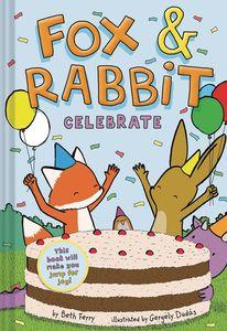 [Fox & Rabbit: Volume 3: Fox & Rabbit Celebrate (Hardcover) (Product Image)]