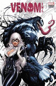 [Amazing Spider-Man: Venom Inc: Omega #1 (Tyler Kirkham Cover A Black Cat Variant) (Product Image)]