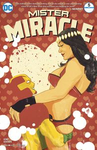 [Mister Miracle #5 (Variant Edition) (Product Image)]