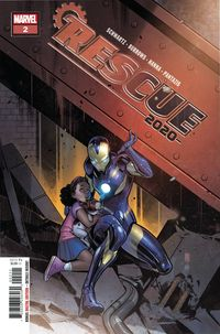 [The cover for 2020: Rescue #2]