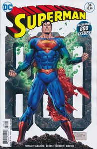 [Superman #34 (#800 Variant) (Product Image)]