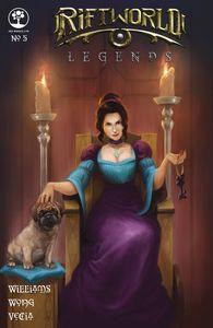 [Riftworld Legends #5 (Product Image)]